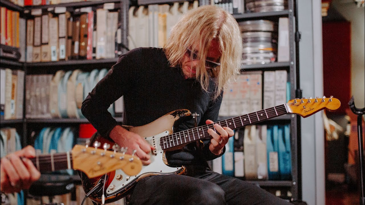 "Kenny Wayne Shepherd - 2019.05.20 「Paste Magazine」Paste Studio NYCにて新譜「The Traveler」から""Woman Like You""など3曲を披露 アーカイブ映像を公開 thm Music info Clip"