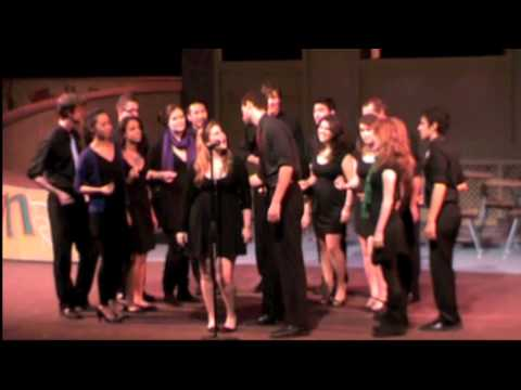 Mixed Company of Yale performs at Santa Catalina School