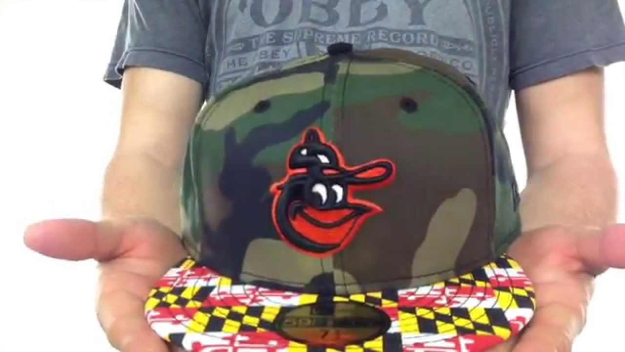 Orioles Coop Maryland Flag