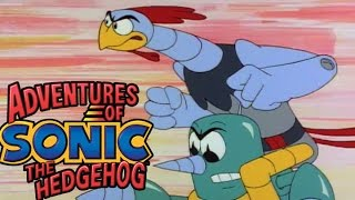 Adventures of Sonic the Hedgehog 106 - Sonic Breakout