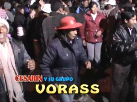 VORASS- EN LA FIESTA PATRONAL EN HUANDO YANACCOLPA 2011