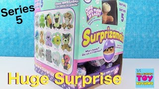 Surprizamals Series 5 Full Box Set Opening Toy Review Surprise | PSToyReviews