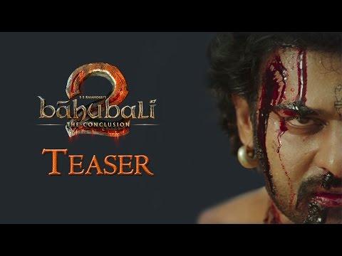 Baahubali 2 - The Conclusion   Official Teaser   S.S. Rajamouli   Prabhas   Rana Daggubati thumbnail
