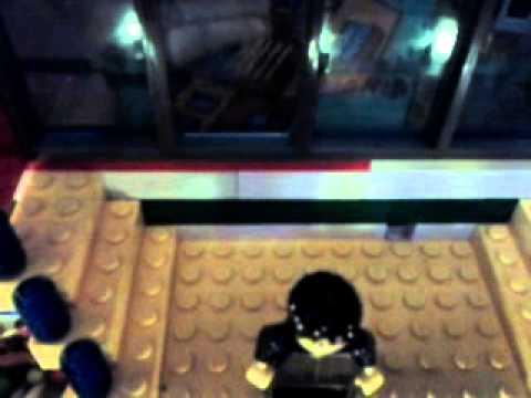 Lego Britannic Sinking Lego Britannic Part 1