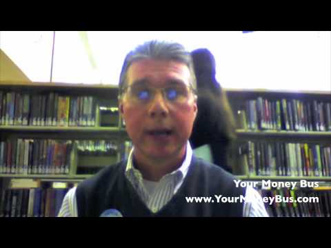 Barry Swain Reports From Your Money Bus in Greensboro, NC