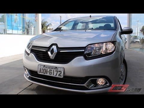 Avaliação Renault Logan Dynamique 1.6 8v (Canal Top Speed)