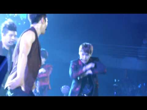 (focus sungmin) sexy free & single SS5 Chile 130425