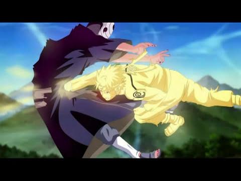 Naruto Shippuden (la cuarta guerra ninja) trailer