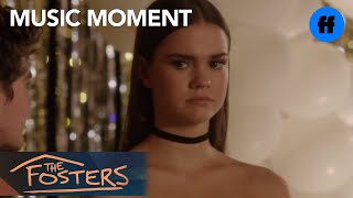 """The Fosters   Season 5, Episode 9 Music: J Rea- """"Candy Store""""   Freeform"""