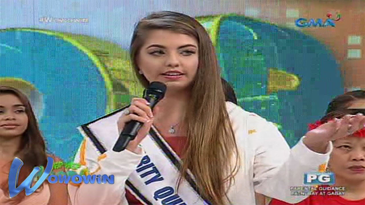 Wowowin: Charity Queen Australia 2017, plans to raise funds in the Philippines
