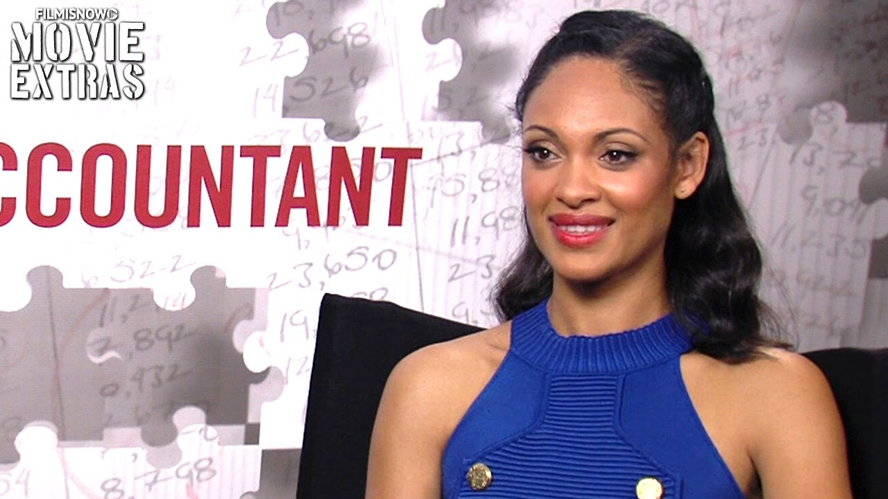 The Accountant (2016) Cynthia Addai-Robinson talks about her experience making the movie