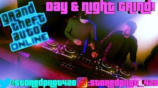 Grand Theft Auto 5 Online Day & Night Grind w/StonedPilot420|Interactive Streamer|Road to 1.3k