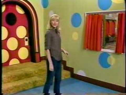 TVOntario Polkaroo Polka Dot Door song