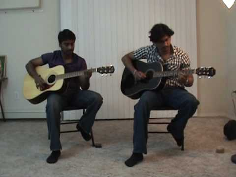 Lukka Chuppi Guitar Chords and Lead - Sachin Shivi SS Music