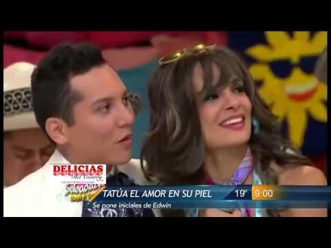 Las Noticias - Edwin Luna y Alma Cero ya viven en Monterrey