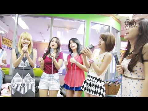 Trax Fm Salmon : Cherrybelle - Brand New Day video
