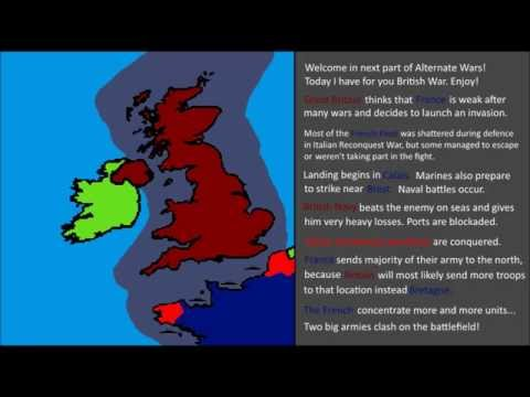 Alternate Wars - Part 10 - British War