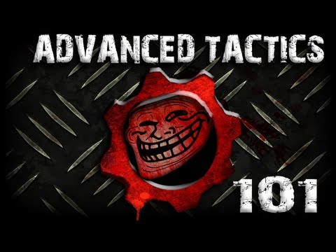 Gears 3 101 | Advanced Tactics | How To Play The Game The RIGHT Way