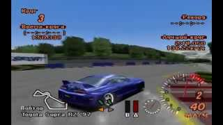 Gran Turismo 2 Drift compilation #1