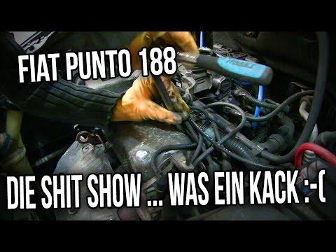 Fiat Punto 188 | Die Shit Show ... was ein KACK :-(