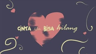 Download Lagu V1MAST - Cinta Itu Bisa Hilang | Official Lyric Video Gratis STAFABAND