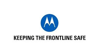 Keeping Frontline Police Officers Safe with Motorola Solutions' MTP6650 TETRA radios