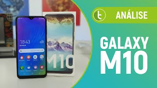 Galaxy M10: the new basic device from Samsung wants to fool you by its looks   Analysis / Review