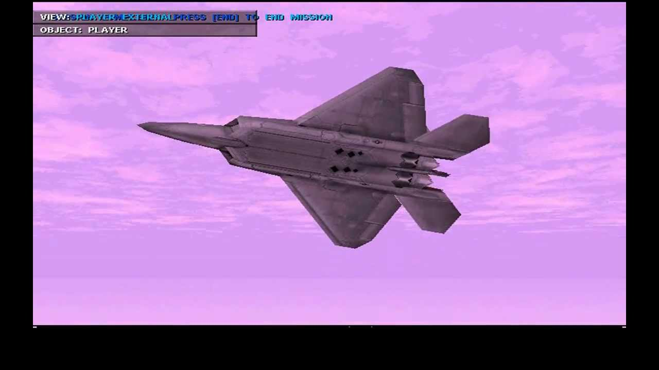 f 22 raptor gameplay venice - photo#5