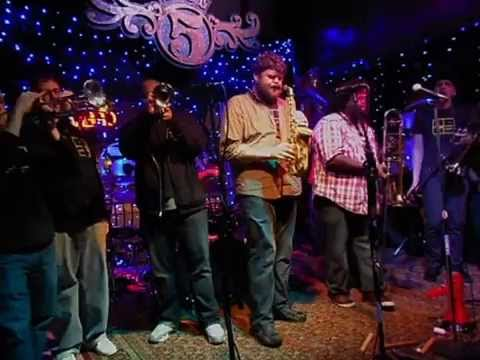 No BS! Brass Band     -