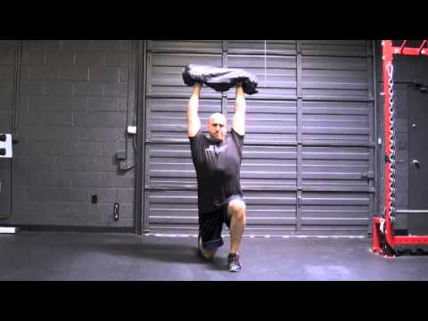 Not Your Typical Full Body Workout | DVRT Ultimate Sandbag Training Image 1