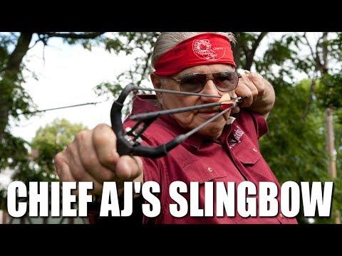 Chief AJ's slingbow