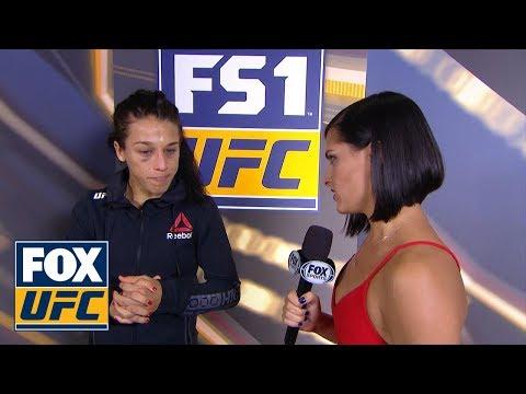 Joanna Jedrzejczyk talks about her plans following her loss to Rose Namajunas | UFC 217