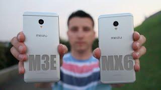Meizu M3e или Meizu Mx6 // Велика ли разница?