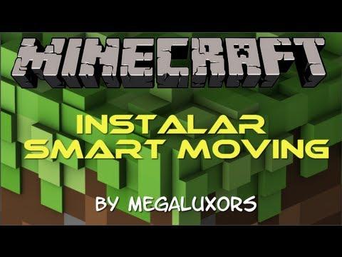 Como Instalar Smart Moving Mod 1.5.2 !! Minecraft