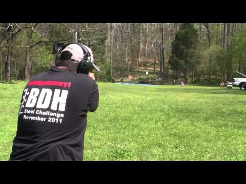 Kimber Pro Carry II - 100 Yard Shots