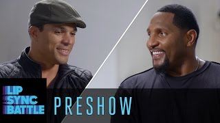 Lip Sync Battle Preshow with Tony Gonzalez & Ray Lewis