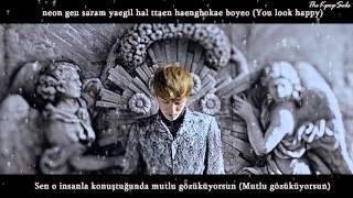 G Dragon That XX XX MV Turkish Sub Romanization Lyrics
