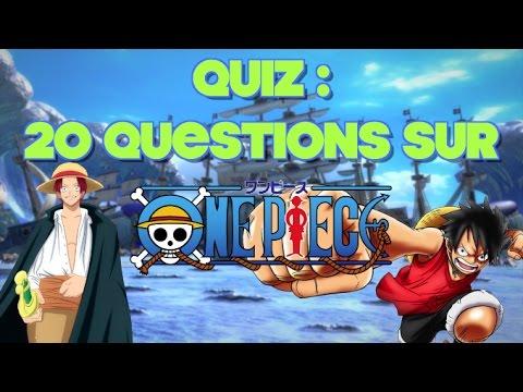 Quiz : 20 QUESTIONS SUR ONE PIECE thumbnail