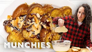 Coconut Coffee French Toast: The Cooking Show with Farideh