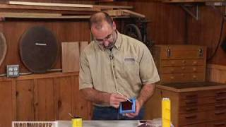 Woodworking Tips - How to Apply Flocking