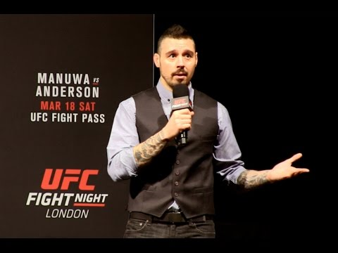 Dan Hardy explains to frustrated fight fan why he should be excited for UFC Fight Night 107