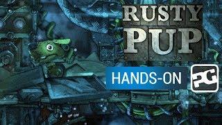 RUSTY PUP (iPhone, iPad) | Hands-On