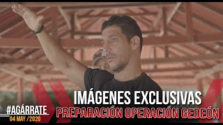 VIDEOS EXCLUSIVOS | Preparativos Operación GEDEÓN | Agárrate | Patricia Poleo | 3 de 3