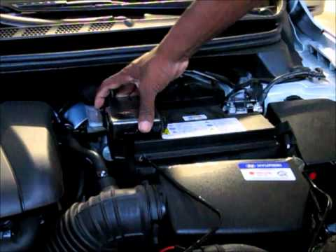 How To Install A HID Relay Kit On A 2013 Hyundai Elantra