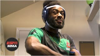 A day in the life of Aljamain Sterling | UFC Fight Night: Phoenix