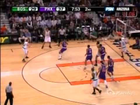 02-22-2006 Phoenix Suns vs Boston Celtics
