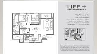 Godrej Eternity Life Plus Bangalore @9821798104