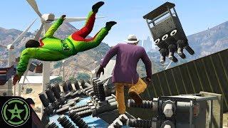 Things to Do In GTA V - Shocker X