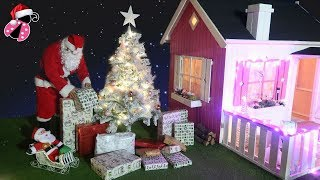 Vlog de Navidad ¿Vendra papa noel?