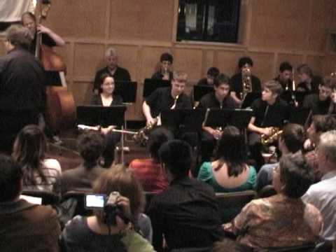 Commonwealth School Jazz Ensemble May 21 2010 - Imagine My Frustration(mpg)